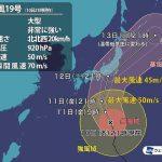 関東東海地方に超強力台風直撃、、、の中で競馬あるの?〜京都の週末注目馬など